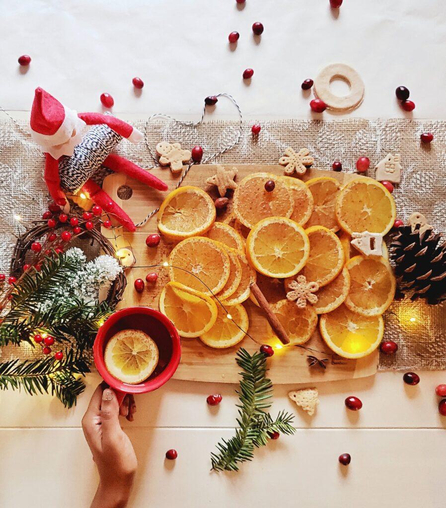 Vijf gezonde kerstontbijtjes